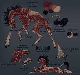 Roadkill Reference 2019 by Slugg-o