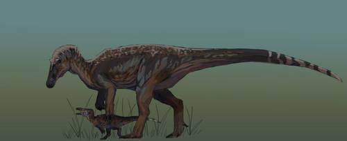 Suchomimus by Slugg-o