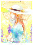 #Daily_037 Lavender