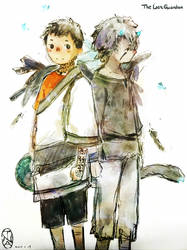 #138 The Boy and Trico