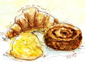 #153 Bakery by tinashan