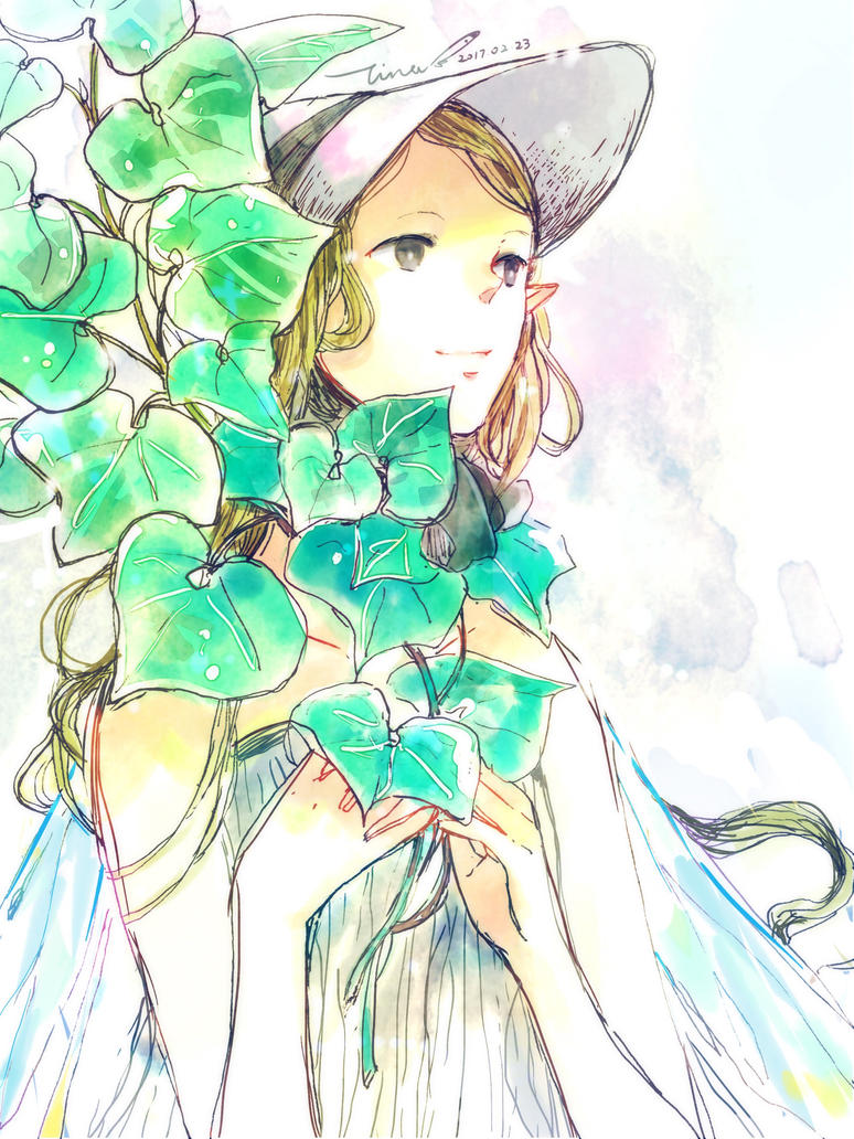 #156 ivy by tinashan