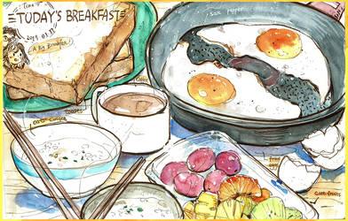 Today's Breakfast 25