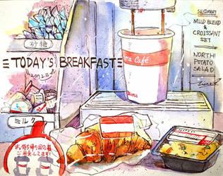Today's Breakfast 27