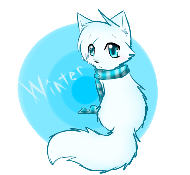 Winter by FoxLover12