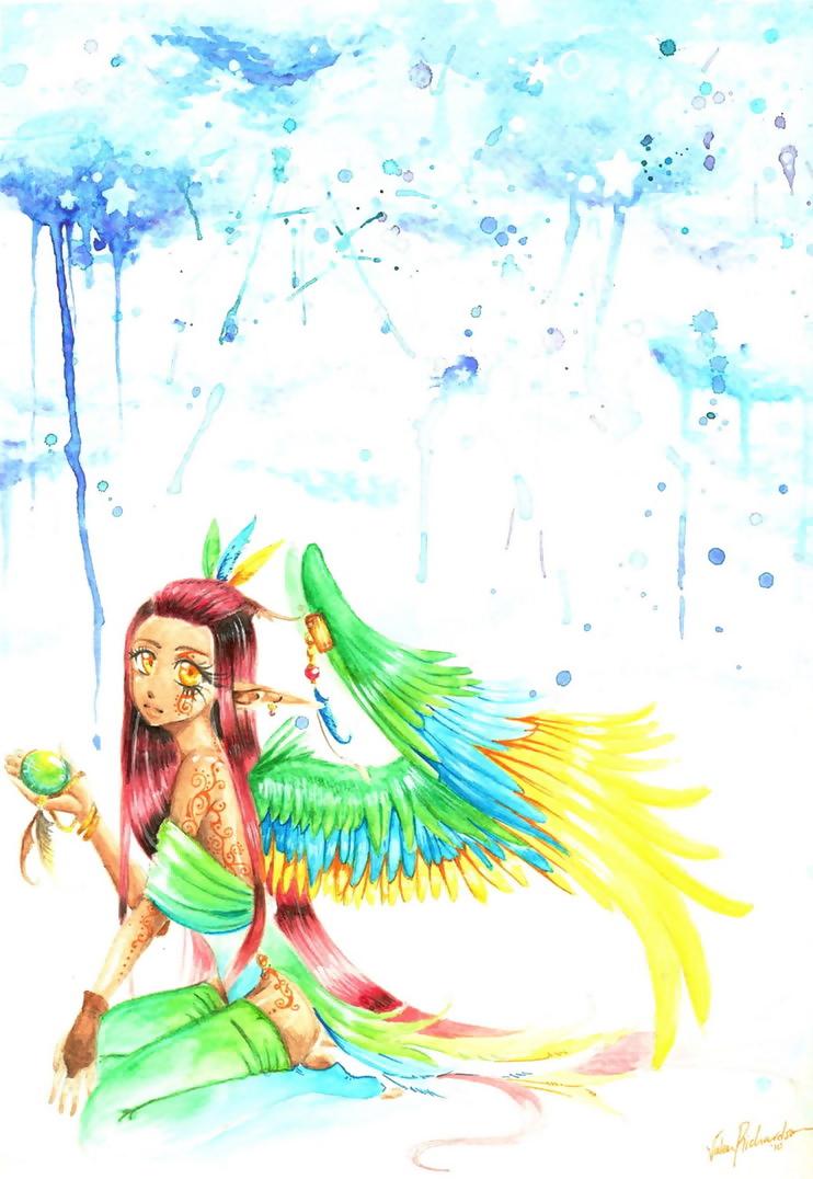 Bright Wings by Valen-LaRae