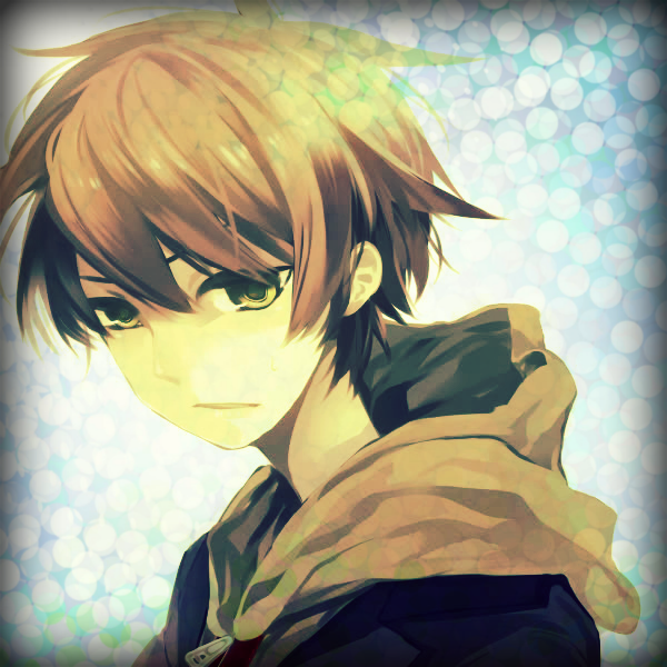 anime boy with hoodie avatar by letfio on deviantart