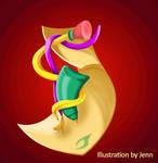 The Canvass: Illustration by Jenn by JennsDesignAvenue