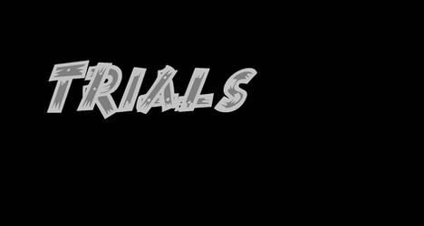 Trials film poster
