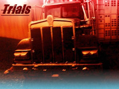 Trials Bloodrunner poster