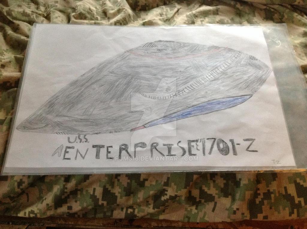 Enterprise Z by fum316
