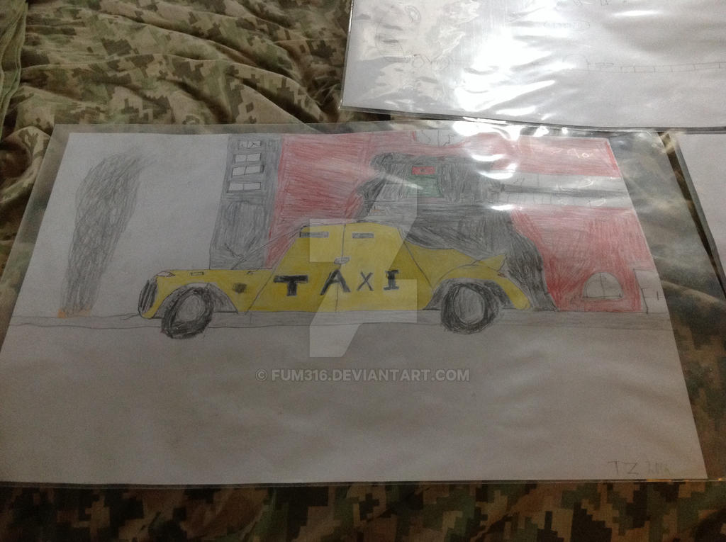 Taxi by fum316