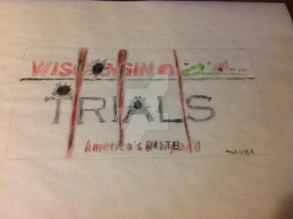 Trials concept art by fum316