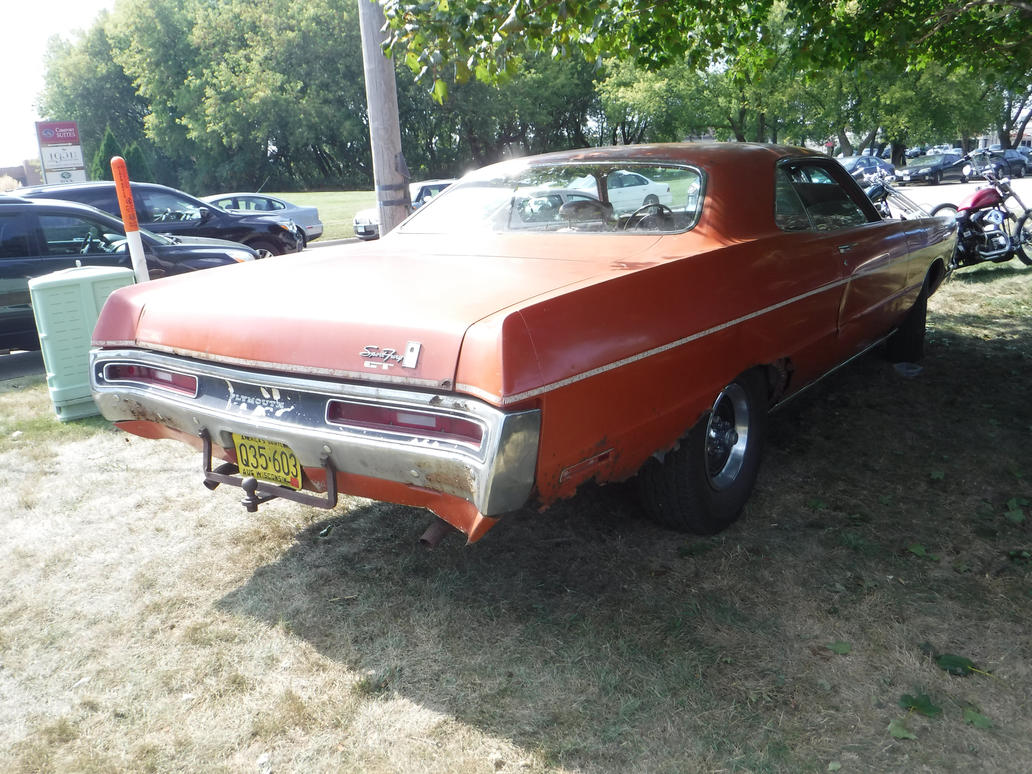 Plymouth Fury by fum316
