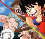 Jackie Chun and Goku World Tournament