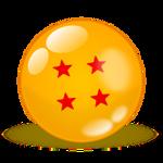 Original Dragonball Fan Button