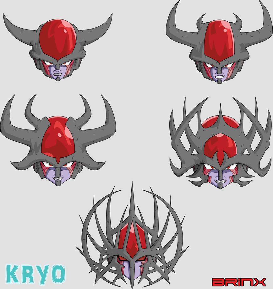 Kryo The Ancient Arcosian by Brinx-dragonball