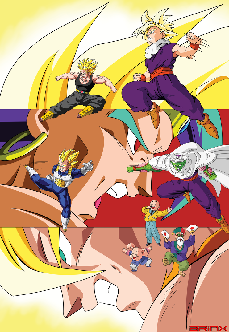 Movie 8 poster Remastered by Brinx-dragonball