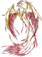 Phoenix - more added color by MaverickTears