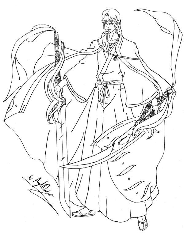Captain Yasuo Shikai: Clean Li by MaverickTears