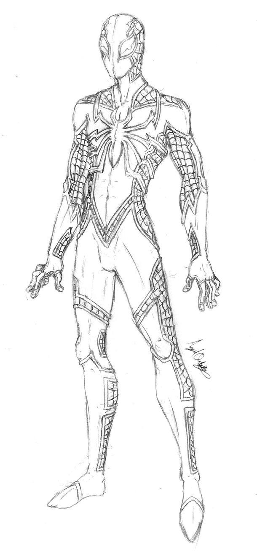 spider-man fusion