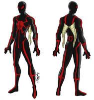Master Web Spider-Man V2 by MaverickTears