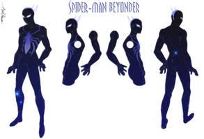 Spider-Man Beyonder by MaverickTears