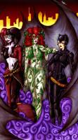 Batman - Villainous Vixens