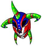 Vejigante Mask by MaverickTears