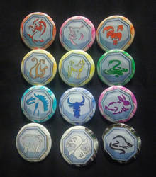 The 12 Talismans - Jackie Chan Adventures by MaverickTears
