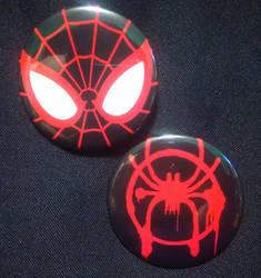 Marvel - Spider Verse - Miles Morales by MaverickTears
