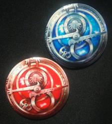 Troll Hunter Amulet Set by MaverickTears