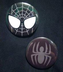 Marvel - Spider Verse - Spider-Man Noir by MaverickTears