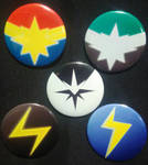 Marvel Set by MaverickTears