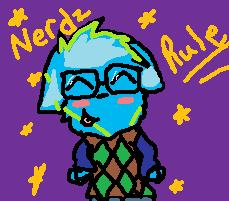 Nerdz Rule by MuffinProductions