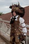 Steampunk: Petit Roi des Pirates