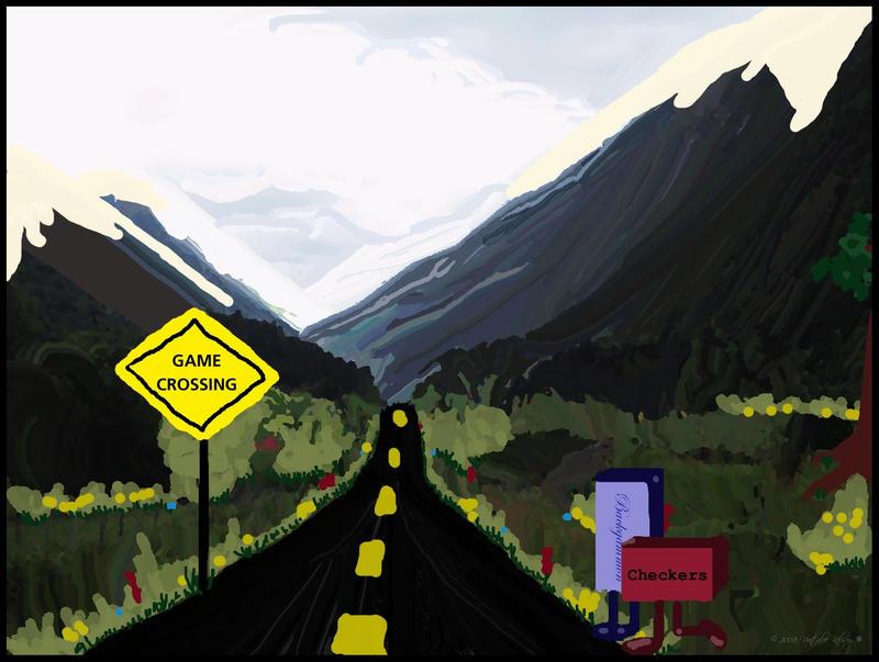 Game Crossing by NatalieKelsey