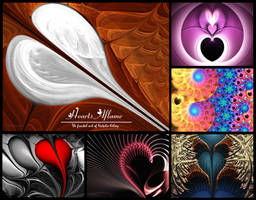 Hearts Aflame Calendar