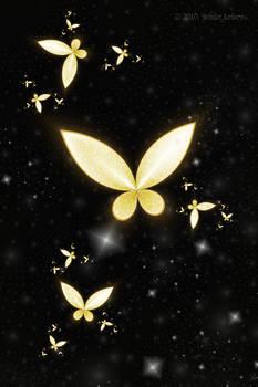 The Wizard's Glass Butterflies