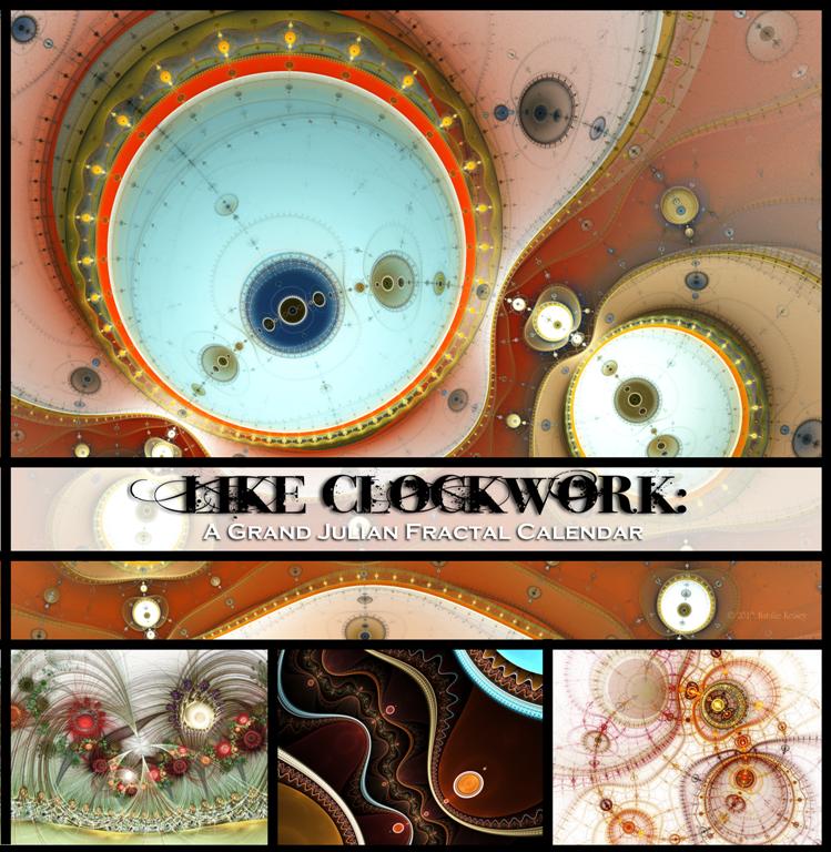 Like Clockwork: A Calendar by NatalieKelsey