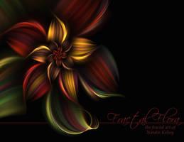 Fractal Flora Calendar