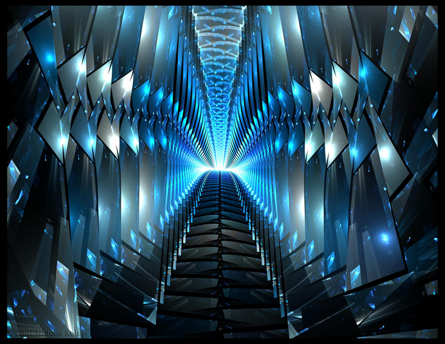 Dimensional Shift II by NatalieKelsey