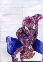 Spiderman by djpailo