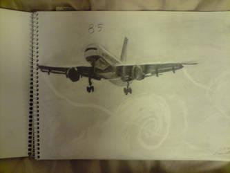 Aircraft by djpailo