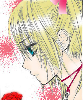 Rima Touya Vampire Knight by JiChii-UsaGi on DeviantArt