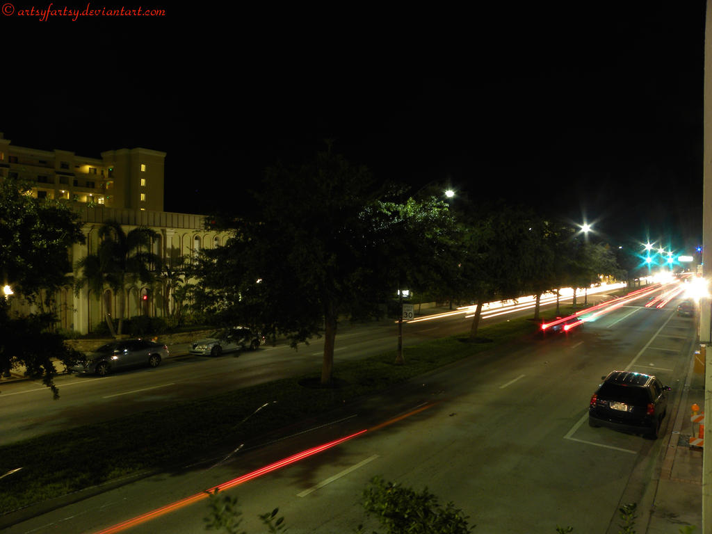 Downtown Lights 2 by artsyfartsy