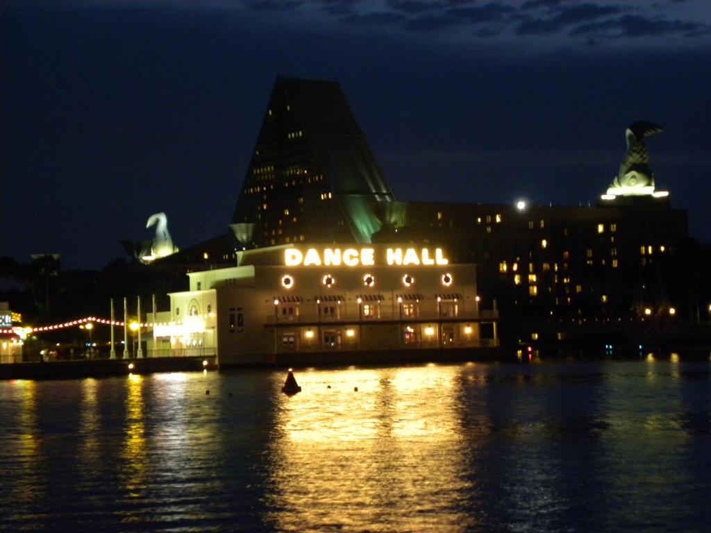 Disney boardwalk dance hall. by artsyfartsy