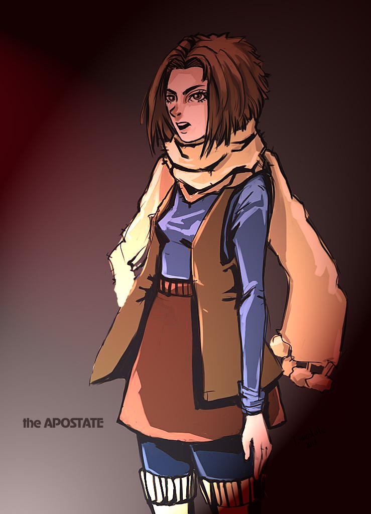 Leo (Eleonora) by T-Apostate