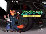 Zootopia TTB Fanfic Cover