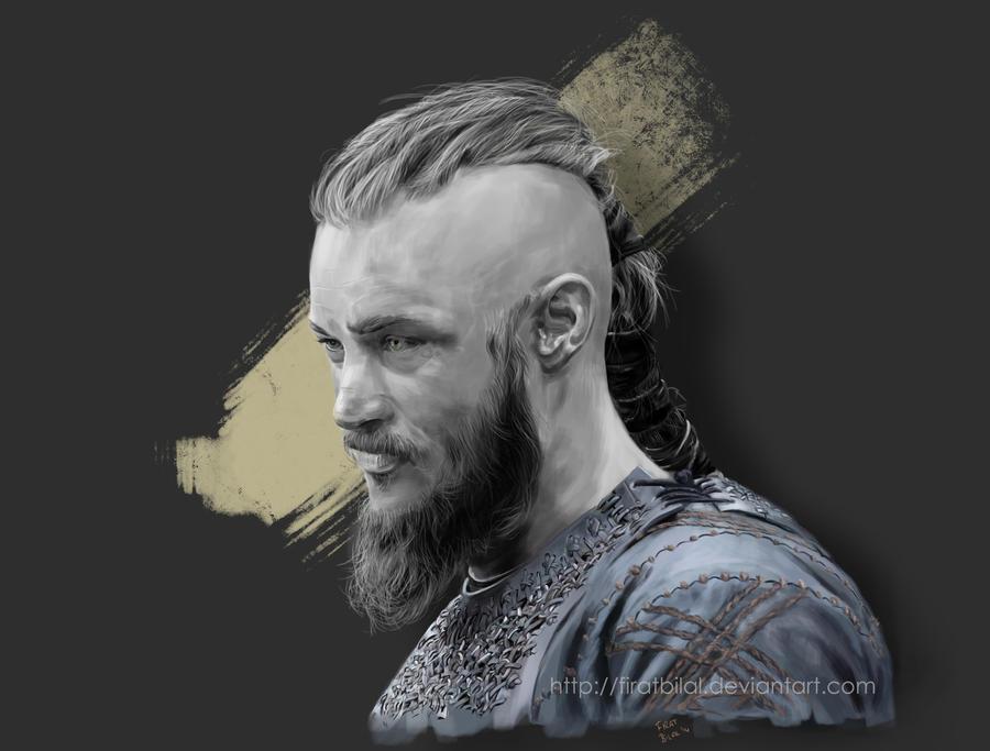 Viking - Ragnar Lothbrok by firatbilal on DeviantArt